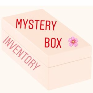 URBAN OUTFITTER BRANDS RESELLER INVENTORY BOX- 5